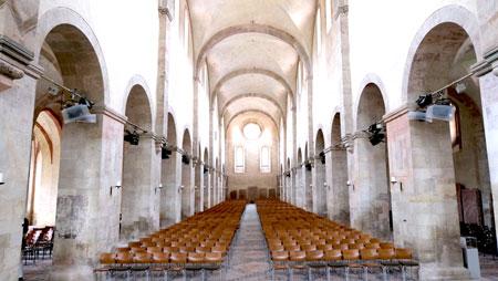 Basilika Kloster Eberbach © Foto Diether v. Goddenthow