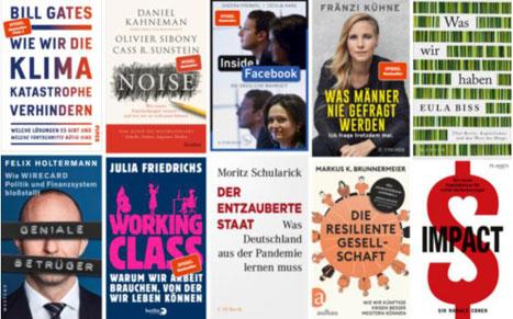 © Handelsblatt /Börsenverein des Deutschen Buchhandels