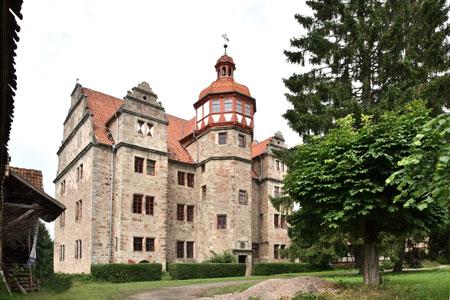 1. Preis Herrenhaus Schloss Nesselröden in Herleshausen-Nesselröden (Werra-Meißner-Kreis) © LfDH