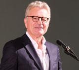 Alexander-Skipis, Geschäftsführer des Börsenvereins des Deutschen Buchhandels. © Foto Diether v. Goddenthow
